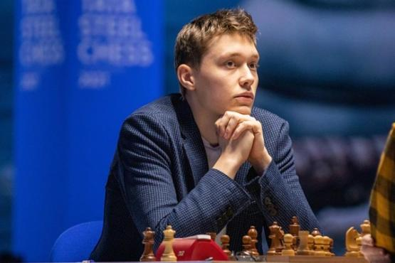 Юный шахматист из Новочеркасска одержал третью победу на Tata Steel Chess